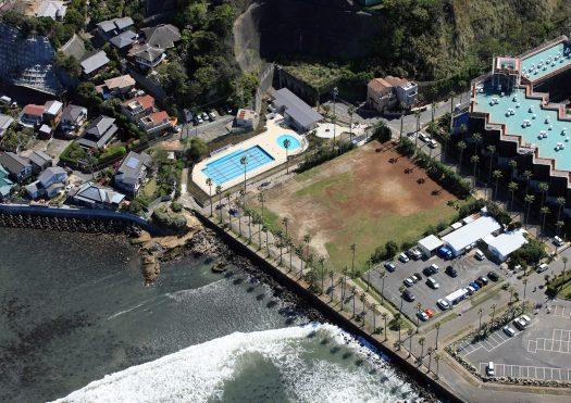 小坪飯島公園プール再整備工事