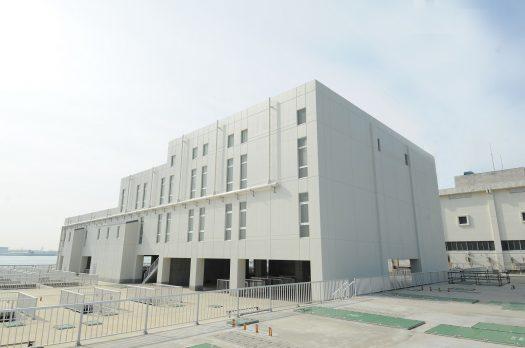 南部水再生センター処理施設築造工事